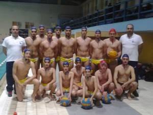 Κολυμβητική Ένωση Κοζάνης άνδρες 2014-15