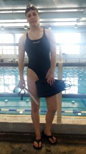 Ματίνα Ευθυμιάδου, Ημερίδα Τεχνικής Κολύμβησης 10-4-2016
