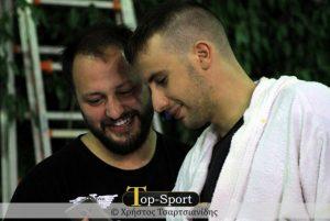 11-11-2016 Δημήτρης Ξυνάδας - Αρης Γρηγοριάδης