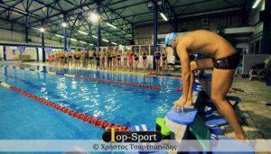 11-11-2016 Προπόνηση Αγωνιστικής Κ.Ε. Κοζάνης με τον παγκόσμιο πρωταθλητή Αρη Γρηγοριάδη