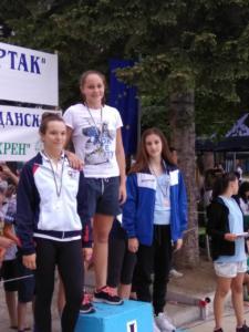 Sandanski Talent Cup 2018 - Εμμανουέλα Ντάλλα