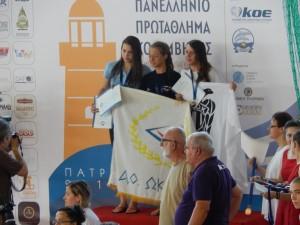 Πανελλήνιο 2015 Γεωργία Παπαγιάννη 3η 50μ Ελεύθερο ΠΚ-Α