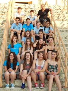 Πανελλήνιο 2015 Κ.Ε. Κοζάνης Παμπαίδες-Παγκορασίδες