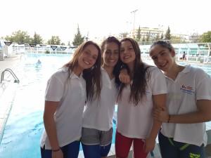 Πανελλήνιο Πρωτάθλημα Παίδων-Κορασίδων-Εφήβων-Νεανίδων 2016 Κ.Ε. Κοζάνης 2η 4Χ100μ Μικτή Ομαδική Κορασίδων Ζιώγα-Μαυροματίδου-Παπαγιάννη-Κάλτσου