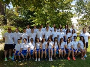 Πανελλήνιο Πρωτάθλημα Κατηγοριών 2016 Κ.Ε. Κοζάνης