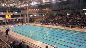 Χειμερινό Open 2016 Κλειστό κολυμβητήριο ΟΑΚΑ